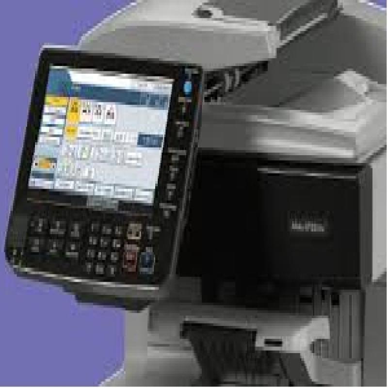 Empresa de Aluguel de Máquina Copiadora Industrial Campinas - Aluguel de Copiadora