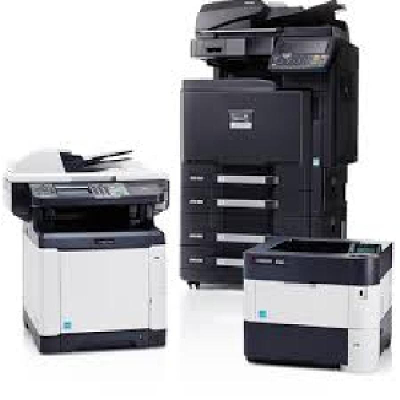 Onde Encontrar Máquina Copiadora Kyocera para Alugar Cambuci - Aluguel de Copiadora