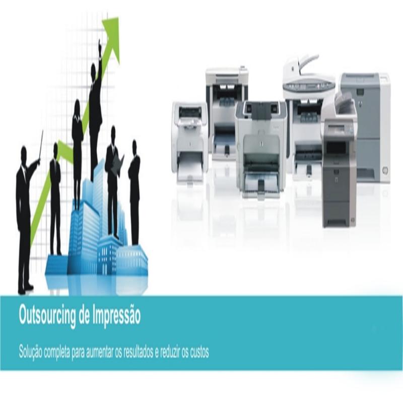 Outsourcing de Impressão Corporativa Preço Freguesia do Ó - Outsourcing de Impressão Samsung