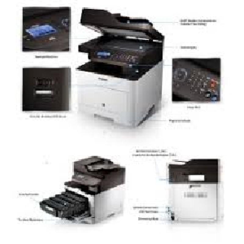 Outsourcing de Impressões Samsung Carandiru - Outsourcing de Impressão Samsung