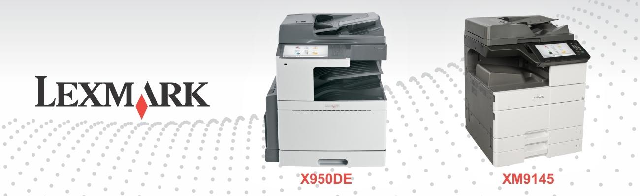 Santec Copiadoras - Aluguel de impressoras LexMark
