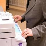 aluguel de impressora a laser multifuncional Santa Efigênia