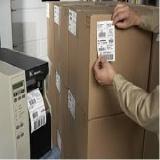 aluguel de impressora de etiquetas térmica preço Mauá