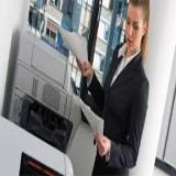 aluguel de impressoras a laser grande porte preço Brás