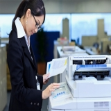 empresa de máquinas copiadoras para escritório Santos