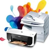 empresas de locação de impressoras coloridas Aclimação