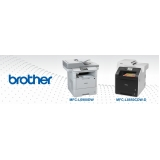 Impressora Multifuncional Brother
