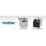 locação de impressoras brother para hospital