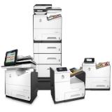 locação de impressoras hp para departamento