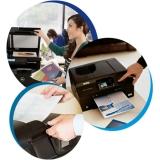 locação de impressoras xerox para comércios preço Vila Romana