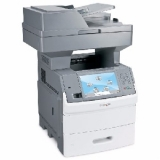 máquina copiadora lexmark Campinas