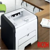 máquinas copiadoras ricoh Luz