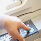 serviço de outsourcing de impressão para uma empresa