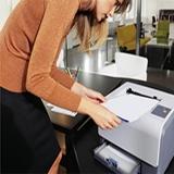 terceirização de outsourcing de impressão para escritório