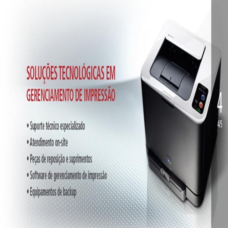 Empresa de Aluguel de Impressoras a Laser para Empresa Ibirapuera - Aluguel de Impressoras a Laser para Clínica
