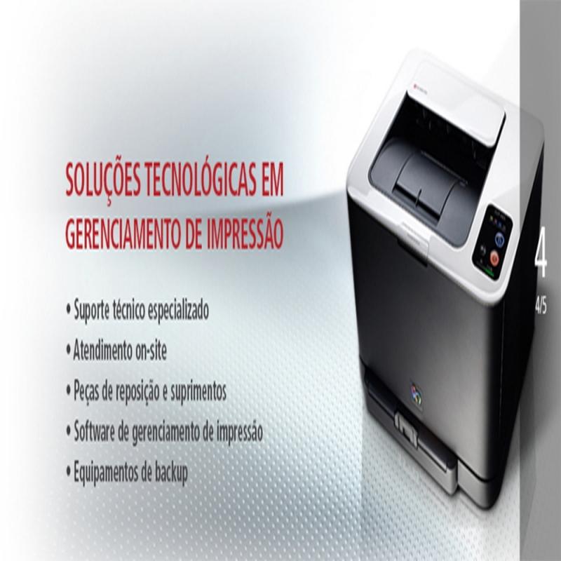 Empresa de Aluguel de Máquina Copiadora para Empresas Santana de Parnaíba - Aluguel de Máquina Copiadora Impressora