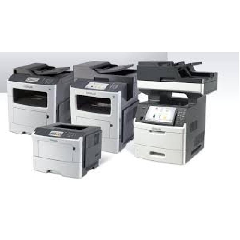 Empresa de Máquinas Copiadoras Lexmark Ipiranga - Máquinas Copiadoras Industriais