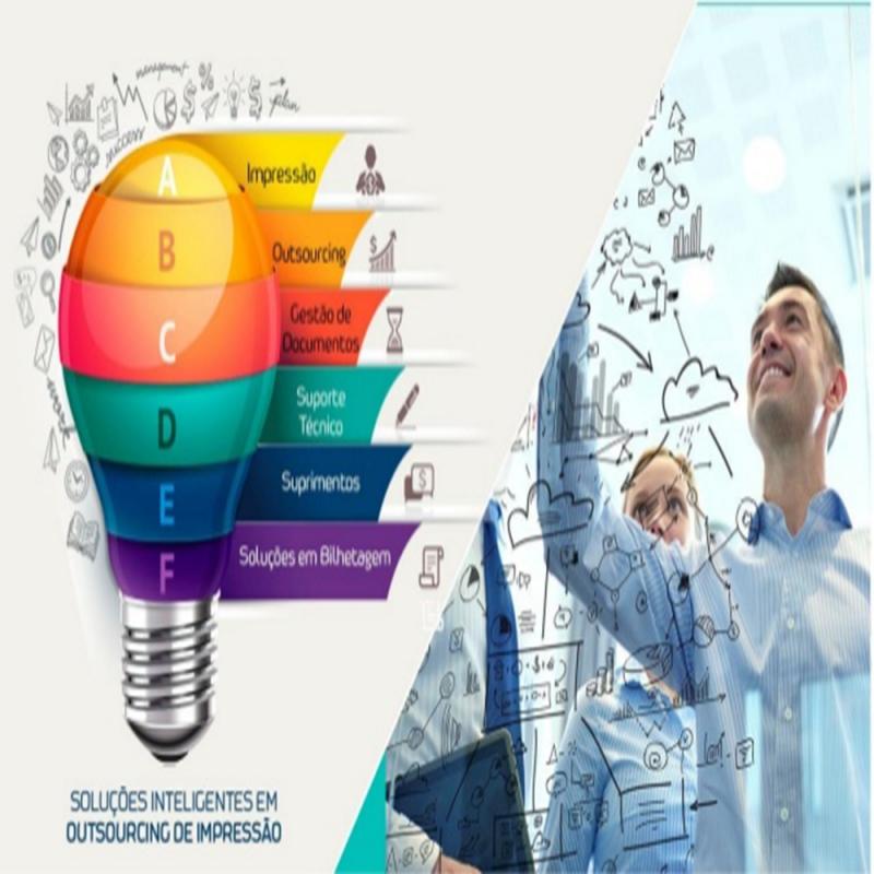 Empresa de Outsourcing de Impressão para Indústria Ponte Rasa - Outsourcing de Impressão Samsung