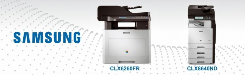 Locação de Impressoras Samsung para Escritório Brooklin - Locação de Impressoras Samsung para Fábricas