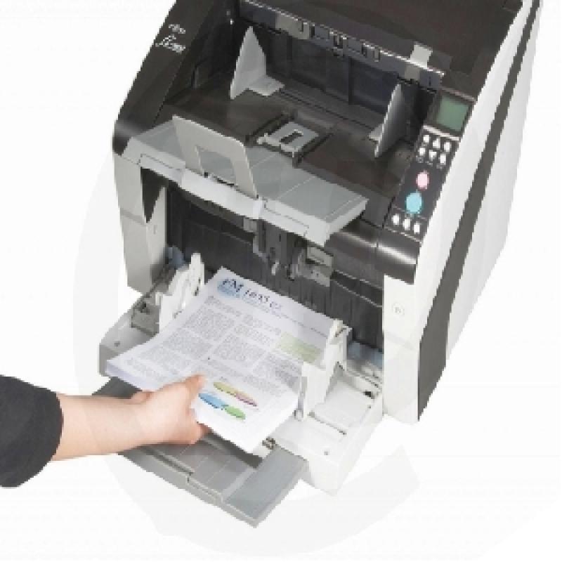 Locação de Laser Scanner Preço Água Branca - Locação de Scanner Fujitsu