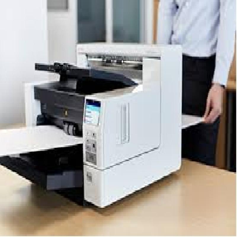 Locação de Scanner de Produção Preço Campo Belo - Locação de Scanner Fujitsu