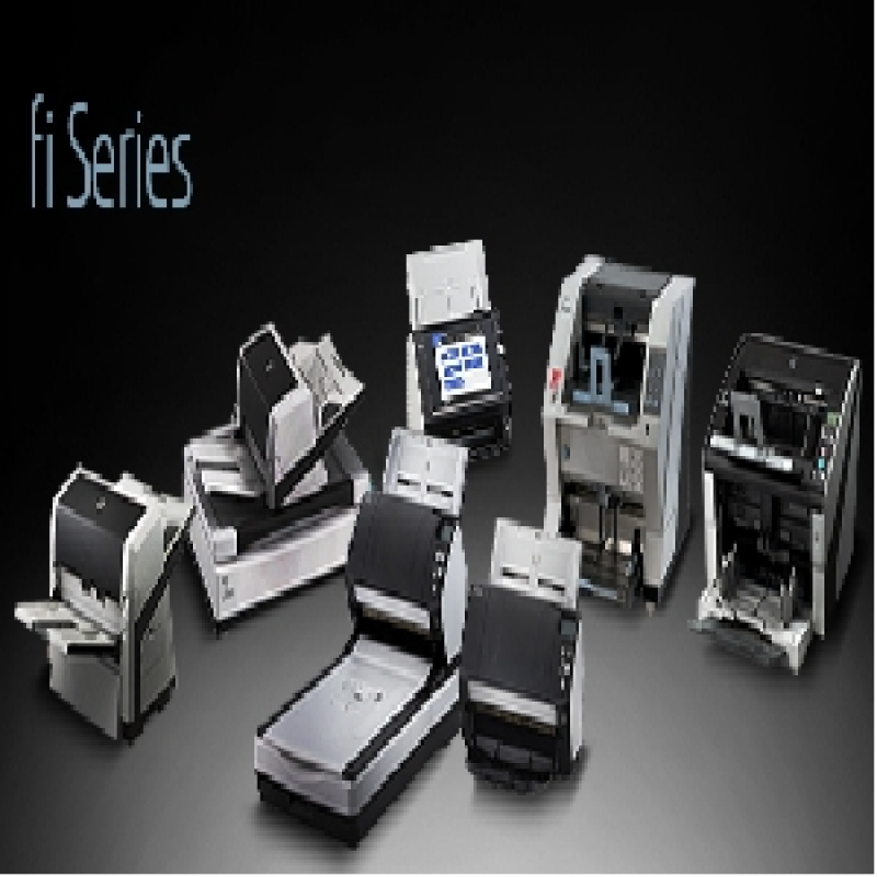 Locações de Laser Scanners Vila Gustavo - Locação de Scanner Fujitsu