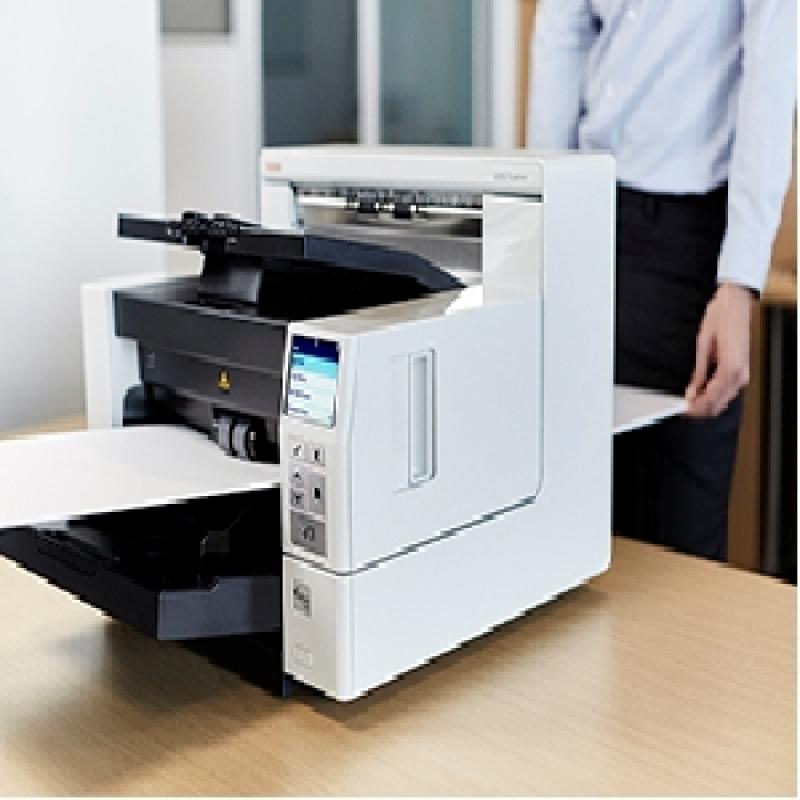 Locações de Scanners de Mesas Água Funda - Locação de Scanner Fujitsu
