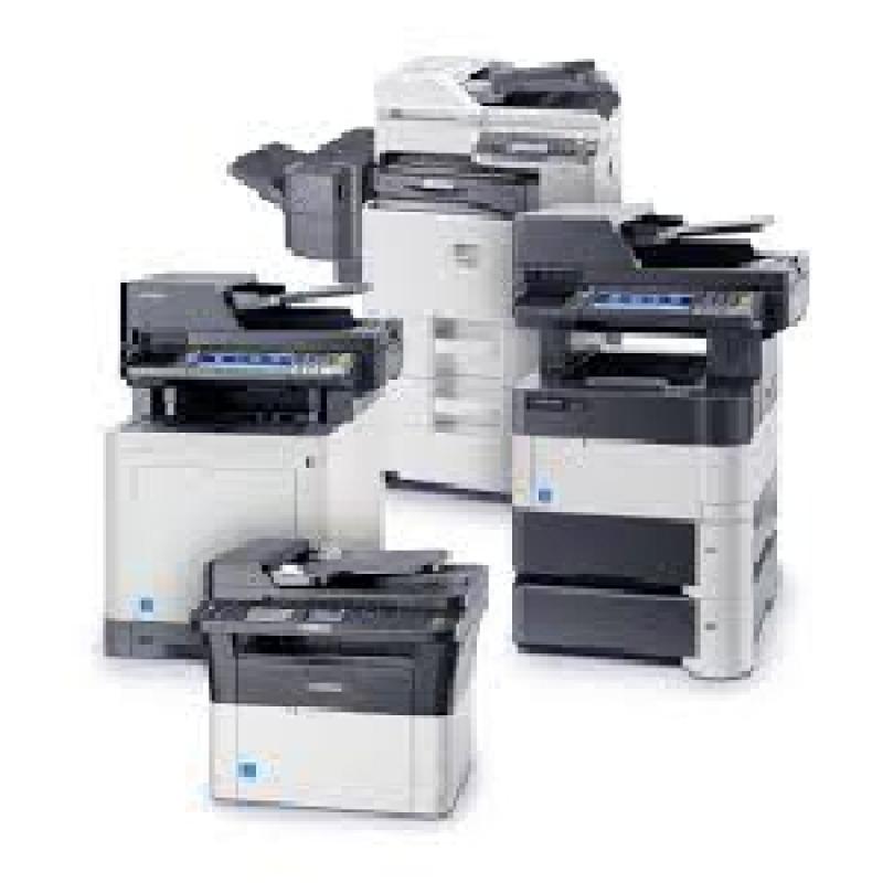 Máquina Copiadora Kyocera para Alugar em Sp Santa Cecília - Aluguel de Máquina Copiadora Impressora