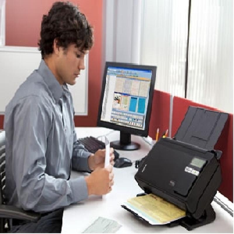 Onde Encontrar Aluguel de Scanner HP São Vicente - Locação de Scanner Fujitsu