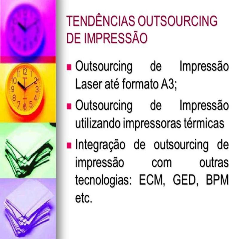 Outsourcing de Impressão para Hospital Santa Isabel - Outsourcing de Impressão Samsung