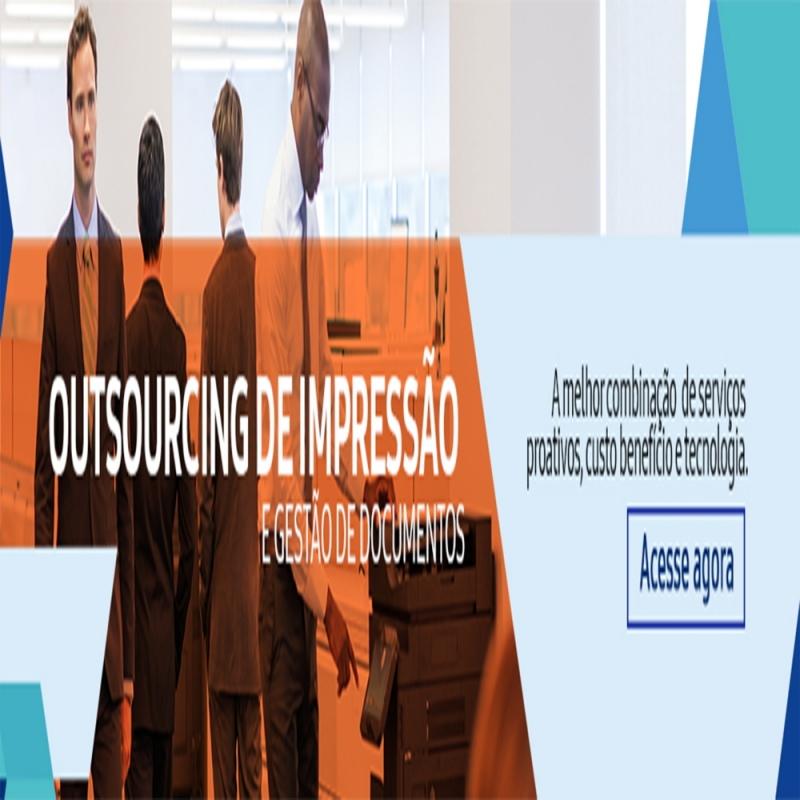 Outsourcing de Impressão para Indústrias Barueri - Outsourcing de Impressão Samsung