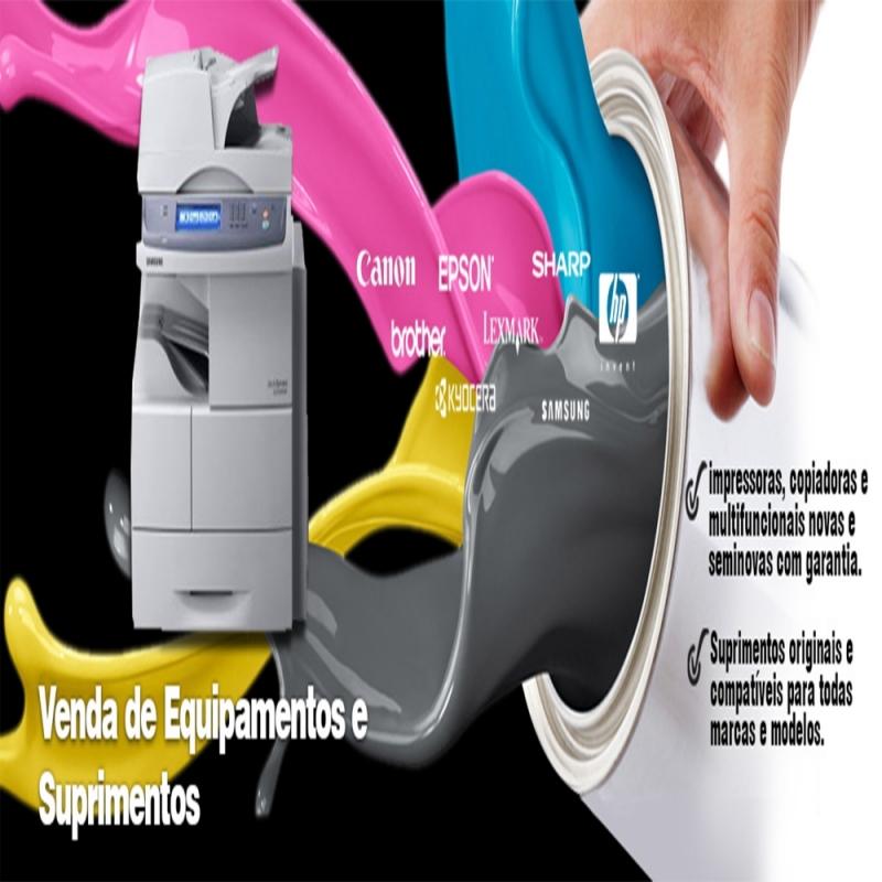 Quanto Custa Aluguel de Multifuncional Colorida Barueri - Aluguel de Impressora Colorida para Escritório