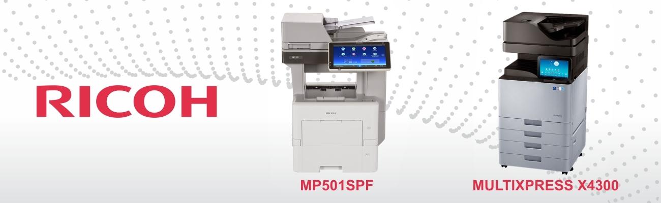 Santec Copiadoras - Aluguel de impressoras Ricoh