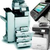 alugar impressora para grandes quantidades Santos