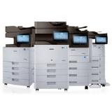 aluguéis de máquinas copiadoras Ricoh Brooklin