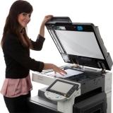 aluguel de impressoras canon para indústria preço Jardim Paulistano
