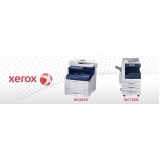 aluguel de impressoras xerox para indústria Sumaré