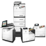 empresa de aluguel de impressoras hp para departamento Bela Vista