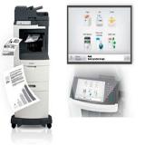 empresa de aluguel de máquina copiadora impressora Praia Grande