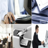 empresa de aluguel de máquina copiadora para papelaria Parque Peruche
