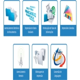 empresas de locação de impressoras preto e branco em sp Mairiporã
