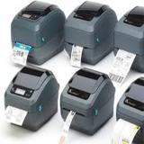 impressora de etiquetas de código de barras