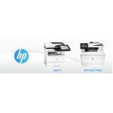locação de impressoras a laser hp Jockey Club