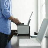 locação de impressoras a laser para comércios Barra Funda