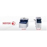 locação de impressoras xerox para empresa Água Funda