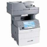 máquina copiadora lexmark Cubatão