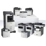 máquinas copiadoras lexmark Centro