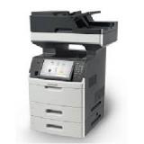 máquinas copiadoras lexmark
