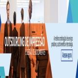 outsourcing de impressão para indústrias Vila Mariana