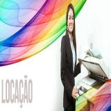 quanto custa aluguel de máquina copiadora para clínica Jardim São Paulo